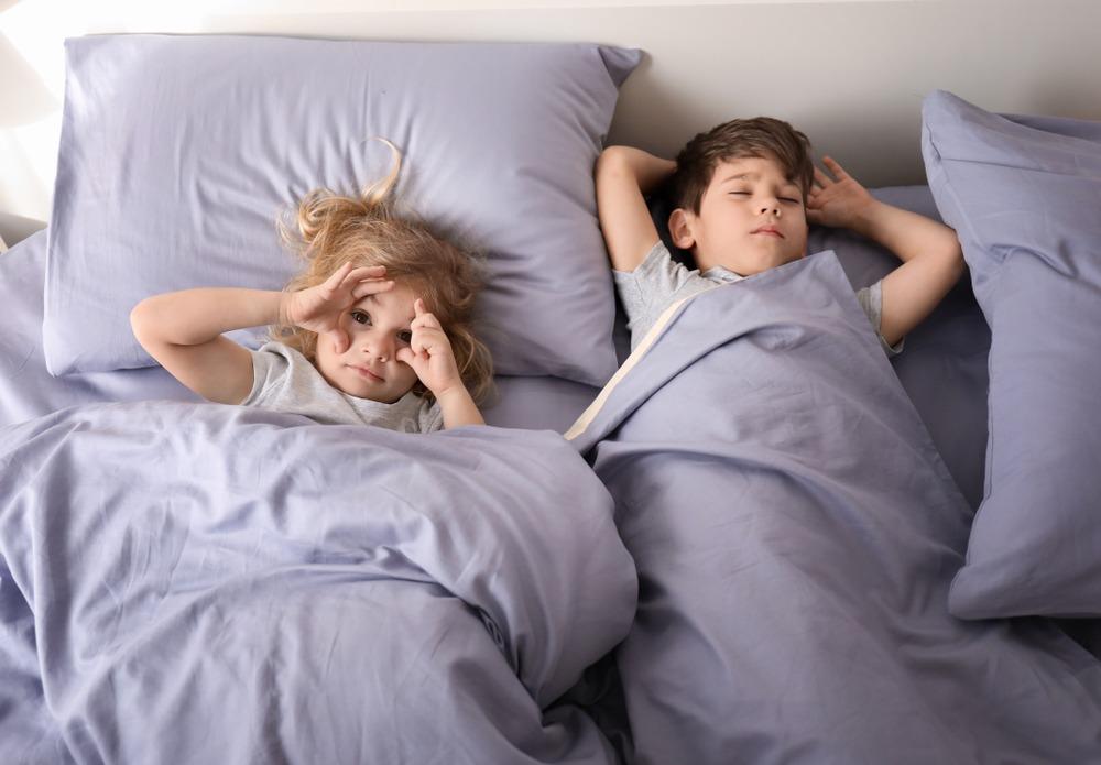 ביעותי לילה והתנהגות חריגה בשינה