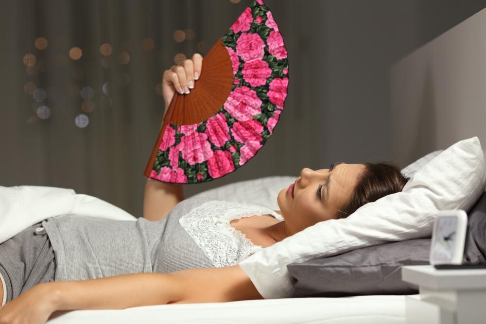 הפרעות שינה בגיל המעבר